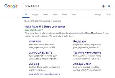 Make Future IT SEO by IMBD Agency